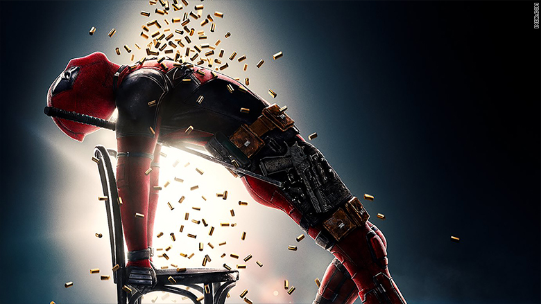 39 deadpool 39 franchise is a box office rarity an r rated hit - Box office hits this weekend ...