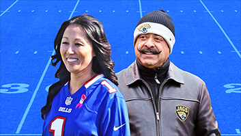 These are the only two owners of color in the NFL