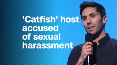 'Catfish' host accused of sexual harassment