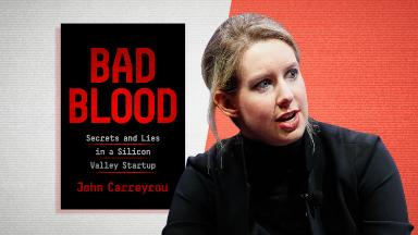 'Bad Blood' explores the culture inside disgraced startup Theranos