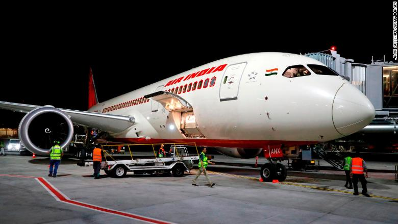 India tried to sell its national airline. It got zero bids