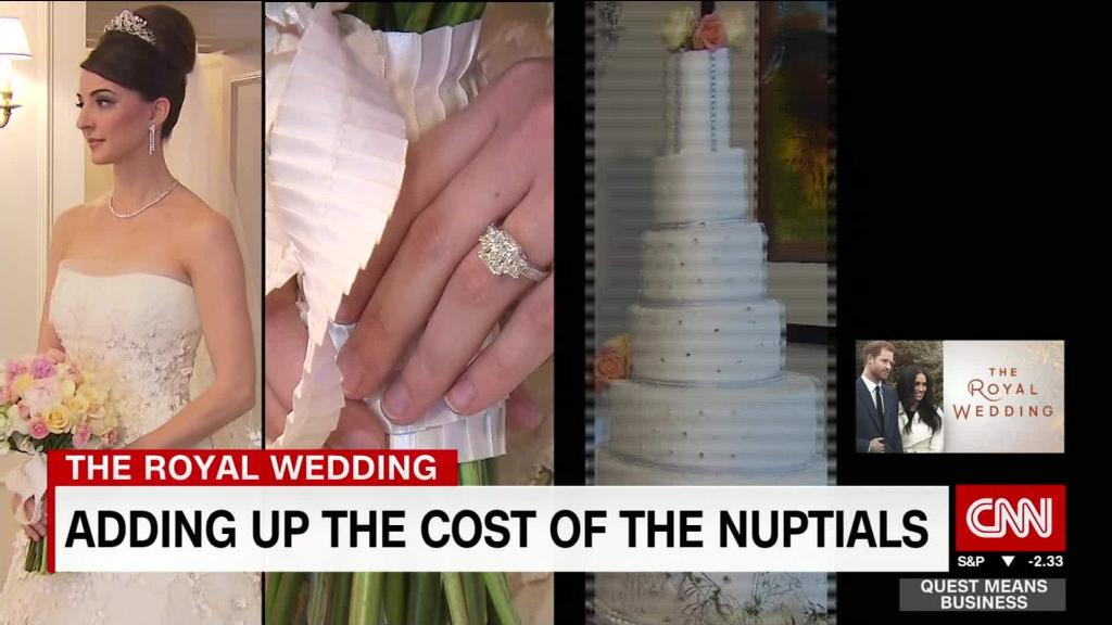 Counting the cost of the Royal Wedding