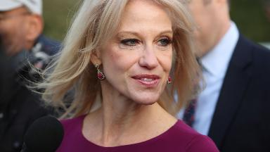 Kellyanne Conway on leaks: It's a few people trying to 'settle personal scores'
