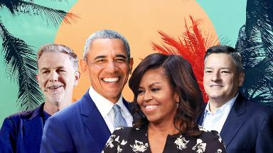 PACIFIC • What Netflix paid for the Obamas