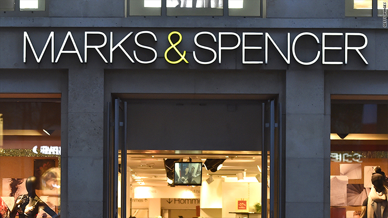 Beloved British retailer Marks & Spencer closing 100 stores