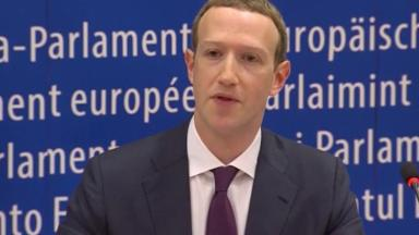 Zuckerberg grilled by European lawmakers