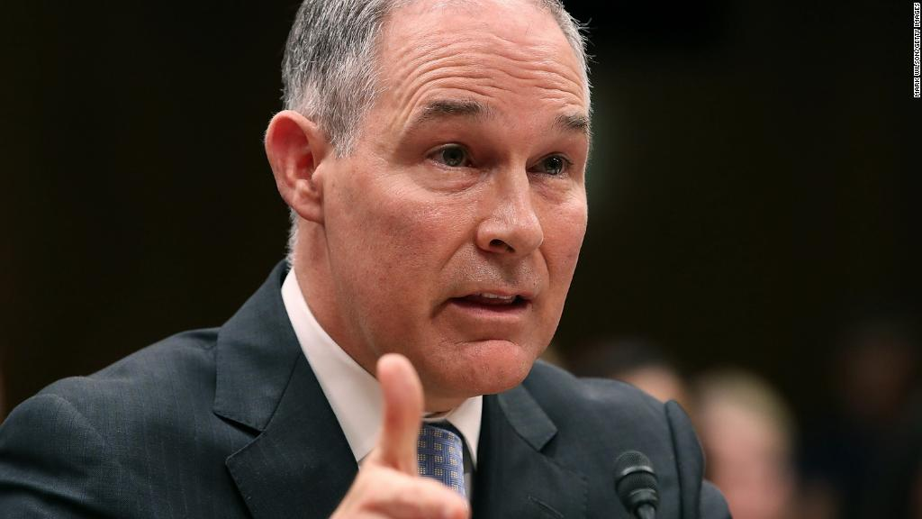 Journalists blocked from EPA event