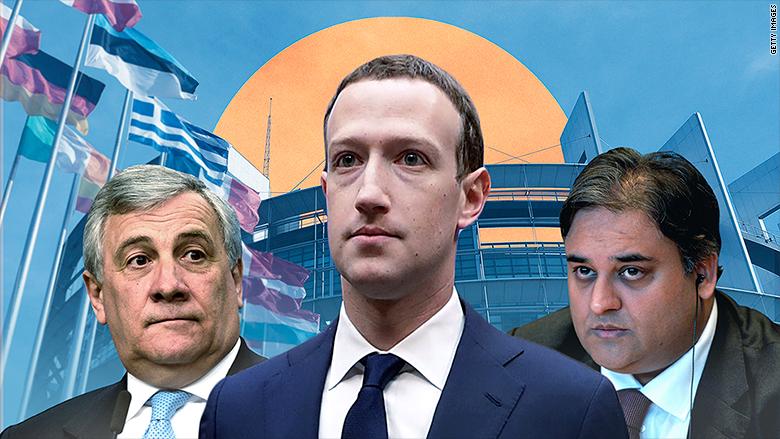 pacific newsletter zuckerberg tajani moraes