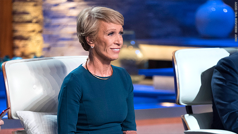 masters of business barbara corcoran shark tank