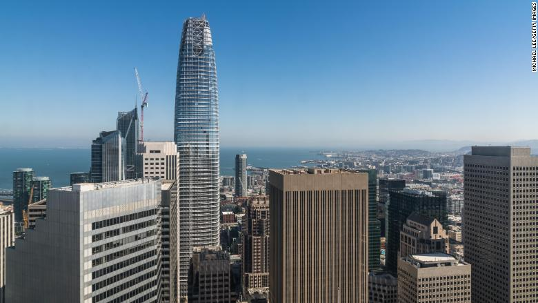 salesforce tower 1