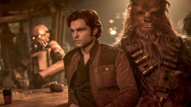 'Solo: A Star Wars Story' sinks 65% in second weekend