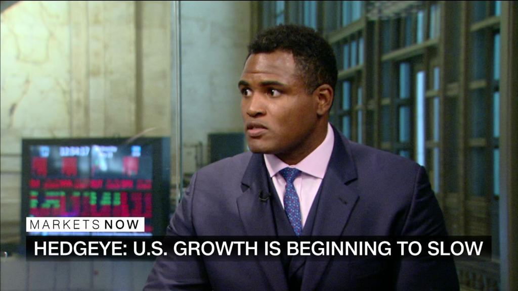 Analyst: US growth has peaked