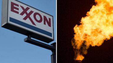 Exxon pledges to slash greenhouse gas emissions