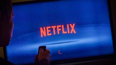 For a moment, Netflix was worth more than Disney