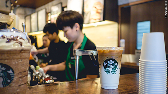 How Starbucks will train its staff to be less biased