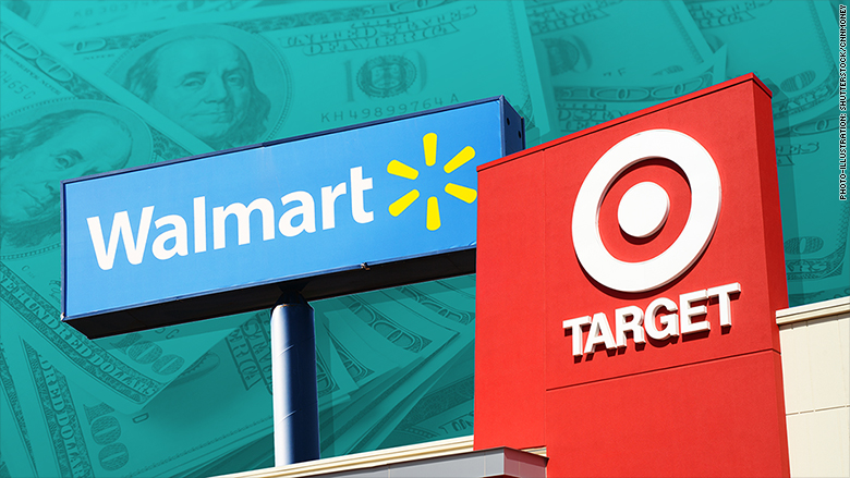 Walmart and Target are spending like crazy to stop Amazon
