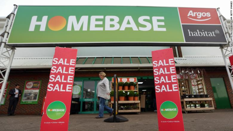 homebase store RESTRICTED