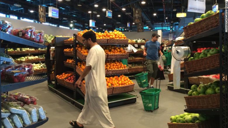 qatar doha market