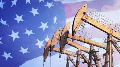 Why American oil can keep booming despite crazy swings