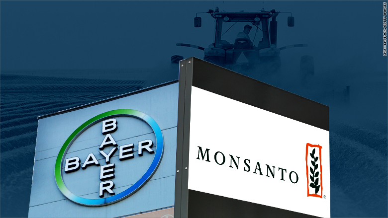 Bayer To Sell Off 9 Billion In Assets As Part Of Monsanto Takeover