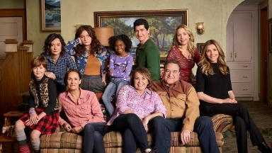 'The Conners' is happening, without Roseanne Barr