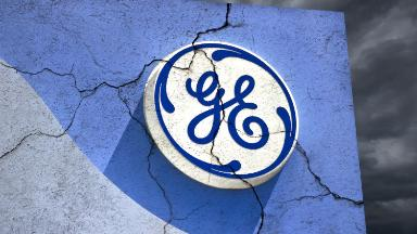 GE is shrinking itself even further