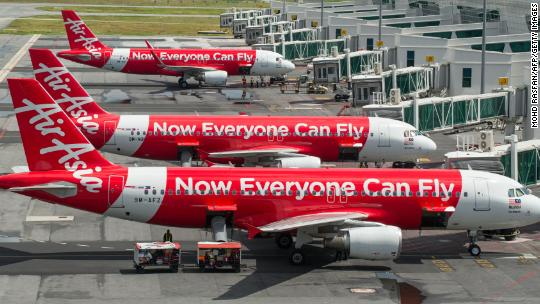 AirAsia stock falls after police begin bribery probe