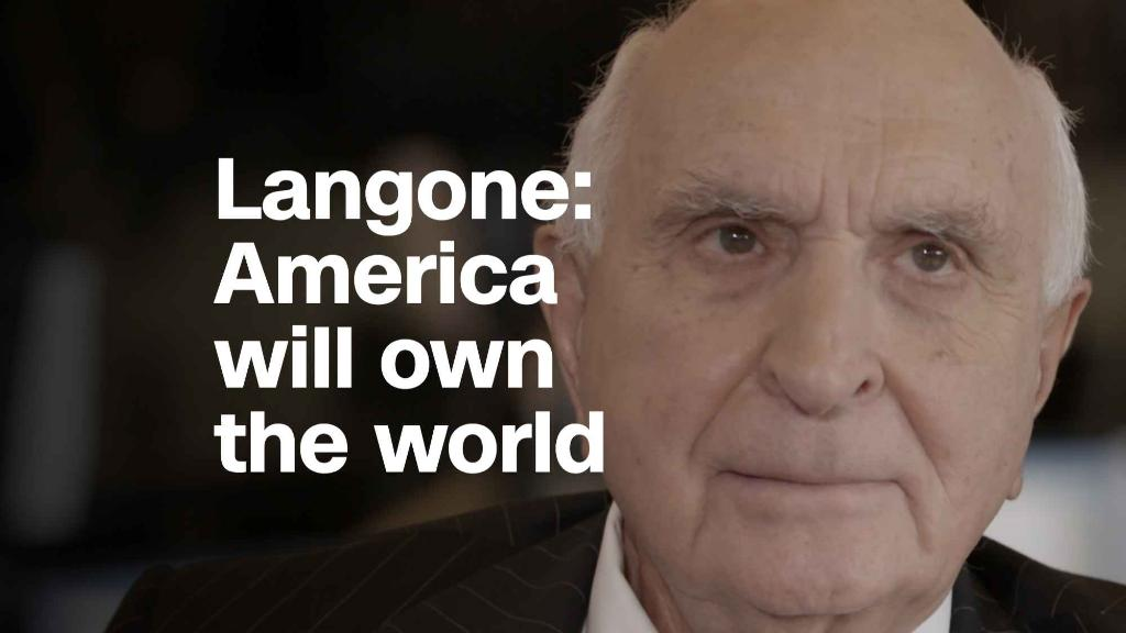 Langone: America will own the world in 25 years