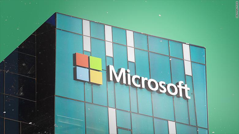Microsoft Passes Google In Market Value Next Up Amazon