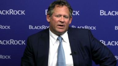BlackRock's Rieder: Low-rate environment will last a long time