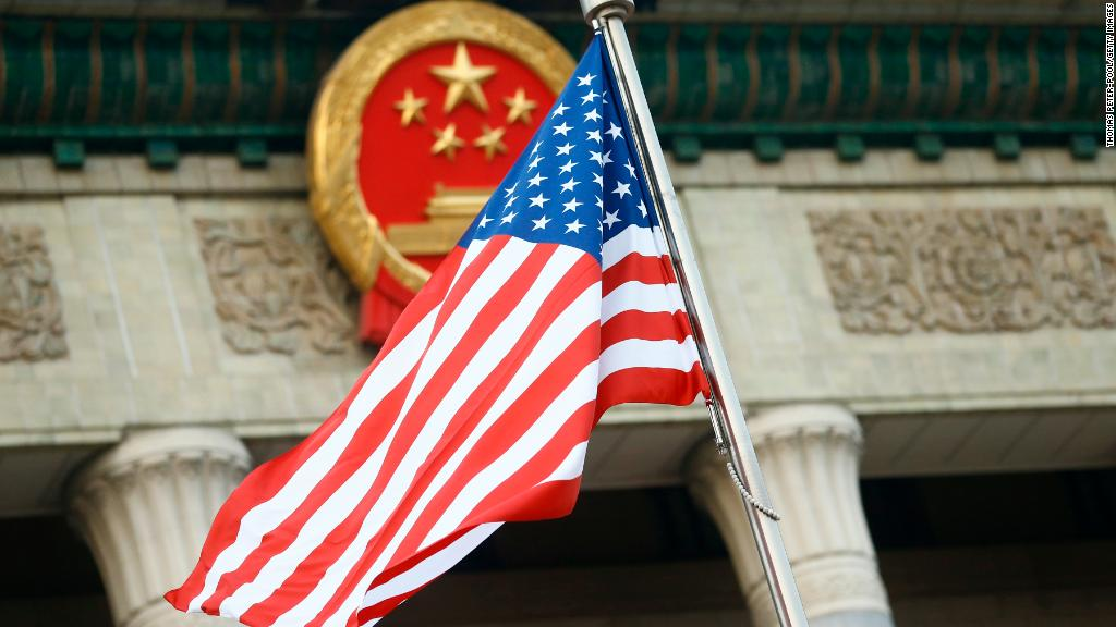 US to impose $  50 billion worth of tariffs on China