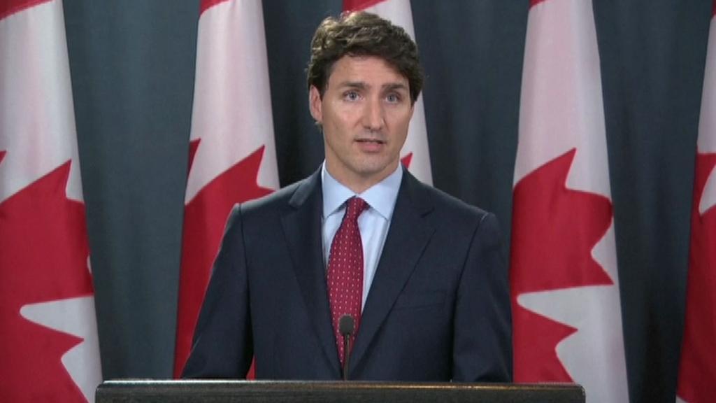 Trudeau: Tariffs are totally unacceptable