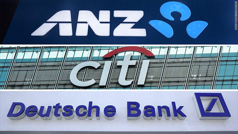Citigroup Deutsche Bank Face Criminal Cartel Charges In Australia