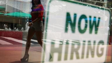 There are now more job openings than workers to fill them