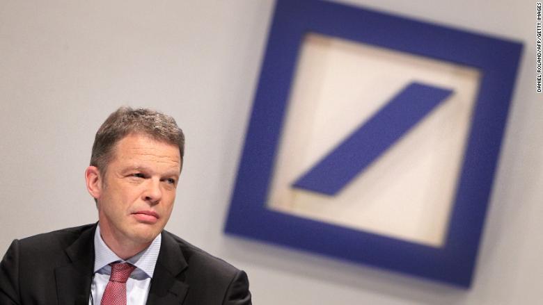 Deutsche Bank Stock Climbs 7 On Rare Piece Of Good News