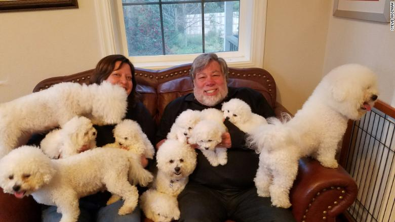 steve wozniak family