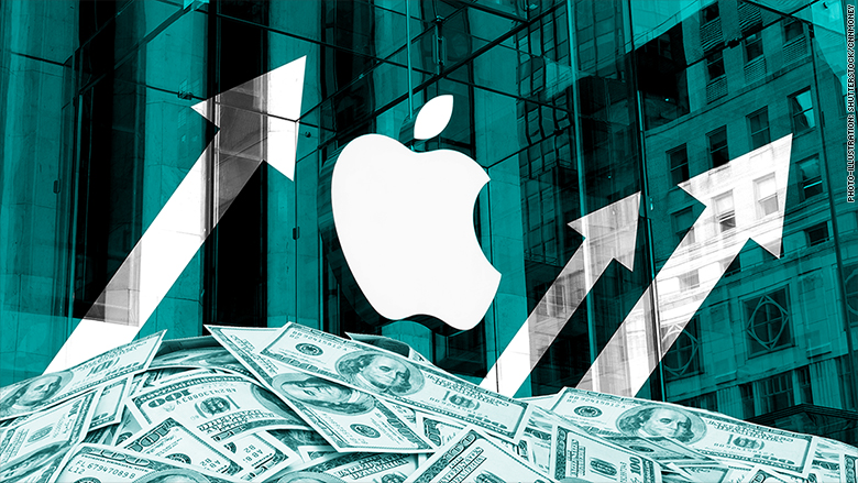Apple is close to becoming the first $1 trillion American company