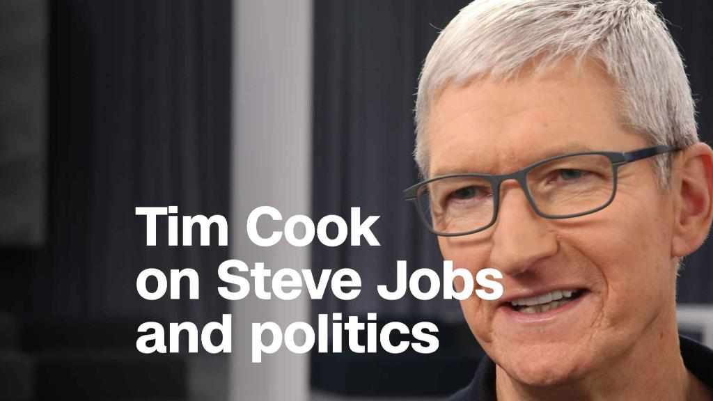 Tim Cook: Steve Jobs put big emphasis on privacy at Apple