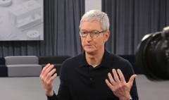 Tim Cook: Steve Jobs put big emphasis on privacy at Apple