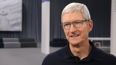 Tim Cook on $1 trillion valuation: Keep your eye on the ball