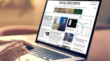 Wall Street Journal editor-in-chief steps down