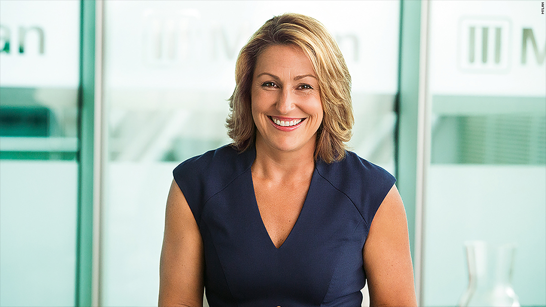 Mylan CEO: Gender does not determine your ability to lead