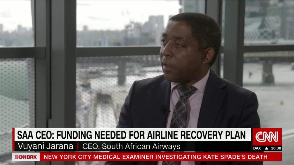 South African Airways NOT in crisis: CEO