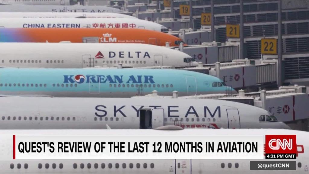 A look back at the year in aviation