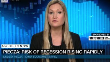 Economist: Risk of recession rising rapidly