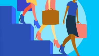 Forget the 'glass ceiling.' Women of color face a 'concrete ceiling'