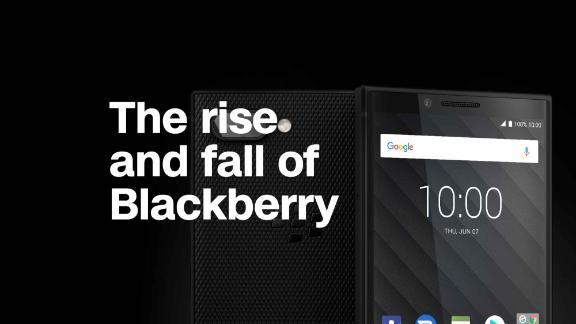 BlackBerry still hopes its keyboard keeps fans coming back