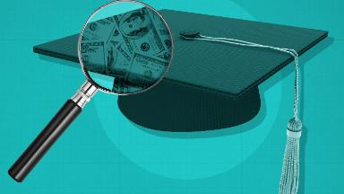 36% of colleges are hiding the cost to students