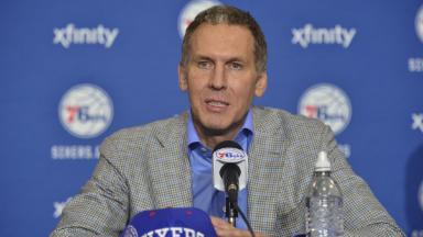 76ers president Bryan Colangelo resigns over social media scandal