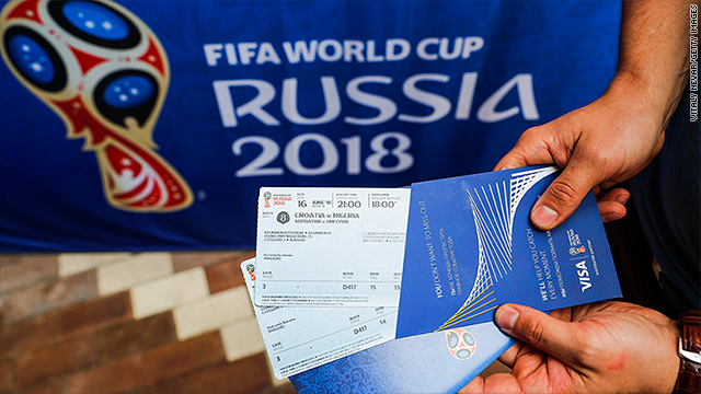 Ahead of the World Cup, FIFA goes after the ticket resale industry